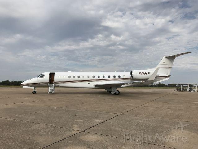 Embraer Legacy 600/650 (N419LP)