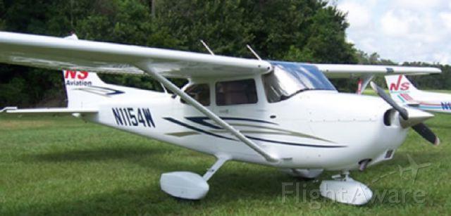 Cessna Skyhawk (N1154W)