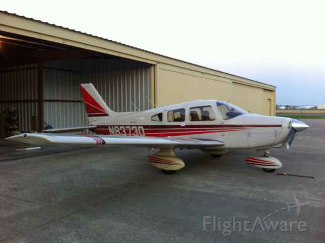 Piper Cherokee (N8373D) - Piper Warrior II