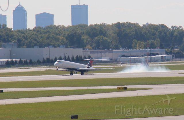 McDonnell Douglas MD-88 (N960DL) - Flight 1695 from ATL (September 9th, 2017)