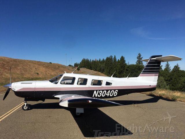 Piper Saratoga (N30406)
