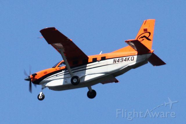 Quest Kodiak (N494KQ) - Over Mercer Island, WA