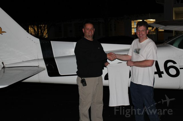 Cessna Skyhawk (N20046) - Completed my solo flight at 13 hours and put in three of my best landings so far.