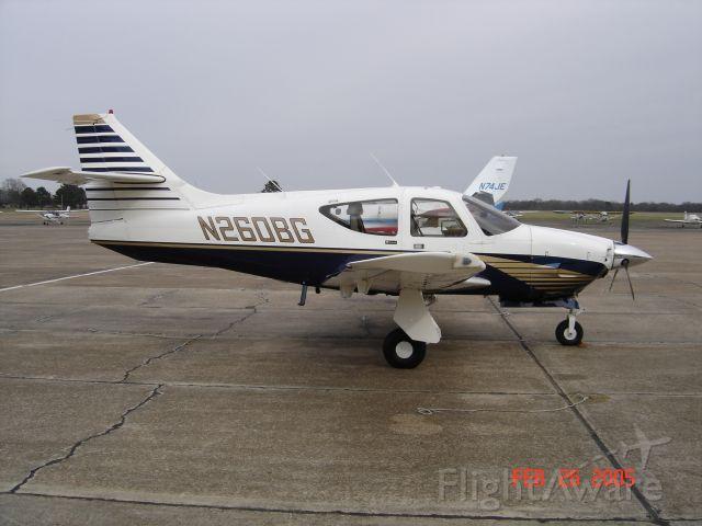N260BG — - Rockwell Aero Commander Viking AC-114
