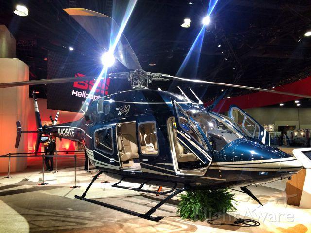 Bell 429 GlobalRanger (N429TF)