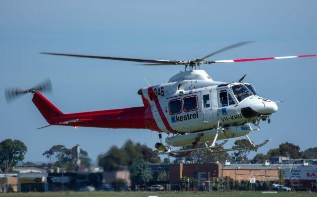 Bell 412 (VH-KHU)