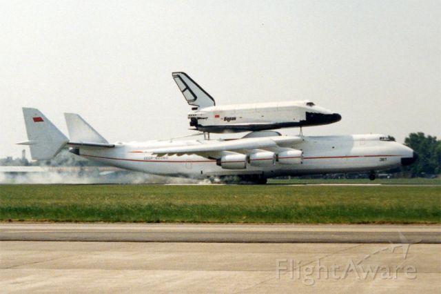CCCP82060 — - 1989 Paris Air Show