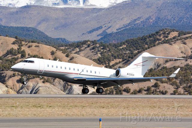 Bombardier Global Express (N720CH)