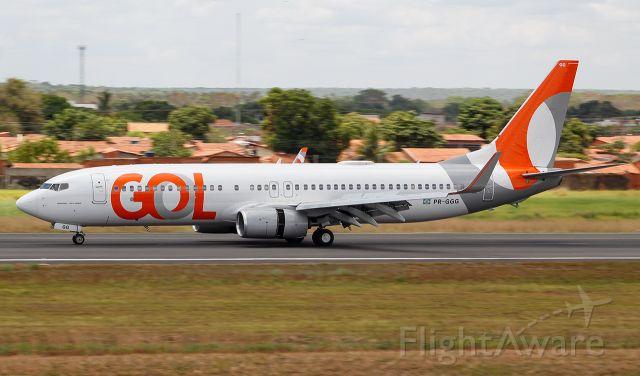 Boeing 737-800 (PR-GGG)