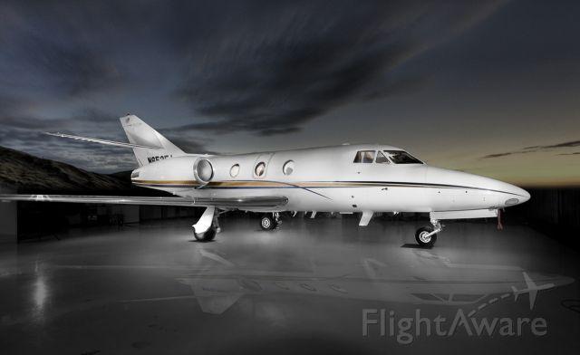 Dassault Falcon 10 (N653FJ)