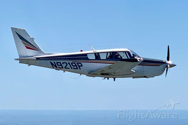 Piper PA-22 Tri-Pacer (N9219P)
