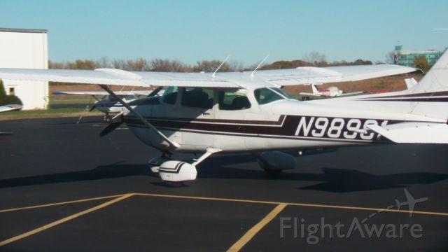 Cessna Skyhawk (N98991)