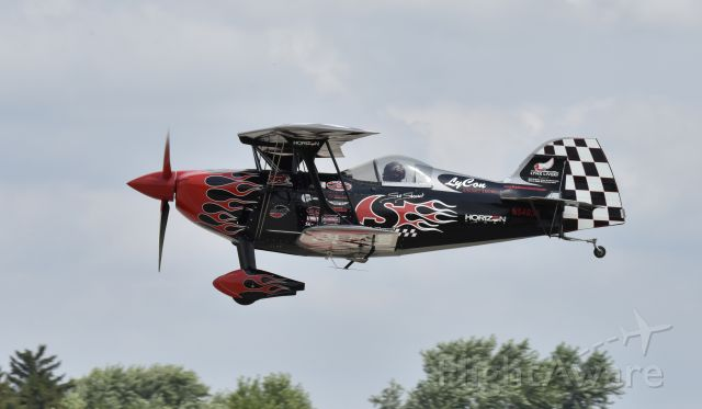PITTS Special (S-2) (N540SS) - Airventure 2017