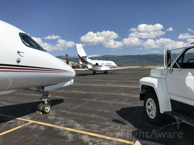 Cessna Citation Latitude (N541QS)