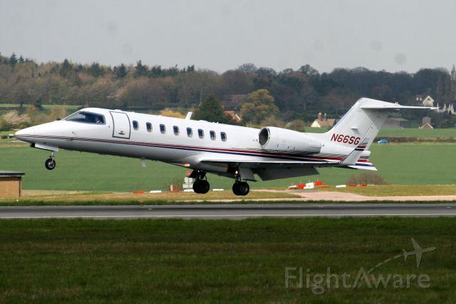 Learjet 45 (N66SG)