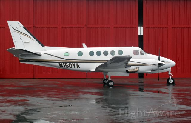 Beechcraft King Air 100 (N150YA)