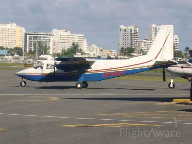 ROMAERO Islander (N7049T)