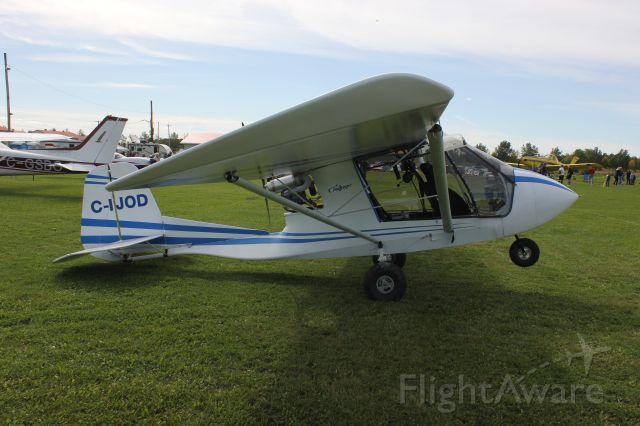 C-IJOD — - C-IJOD Challenger Quad City RVA Aéroport de Salaberry de Valleyfield QC. CSD3 29-09-2019
