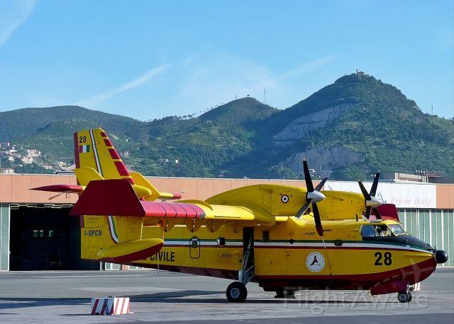 Canadair CL-415 SuperScooper (I-DPCN) - Fire-fighter