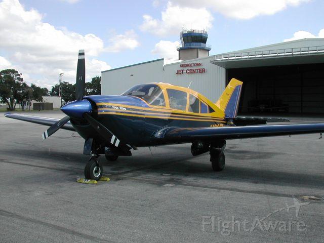 BELLANCA Viking (N89EL) - 89 Super Viking.  Named by a Southwest Captain while awaiting departure at KHOU The Striking Viking