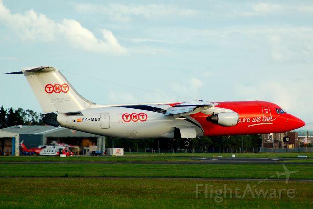 British Aerospace BAe-146-300 (EC-MEO)