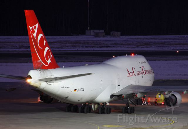 Boeing 747-400 (D-ACGB)