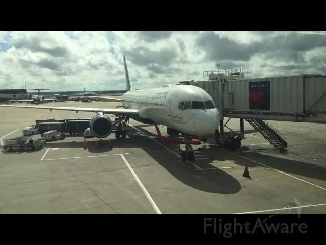 Boeing 757-200 — - About to board 897 to mco