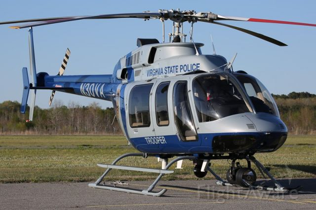 Bell 407 (N30VA)