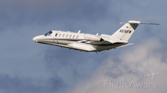 Cessna Citation CJ3 (N516KM)