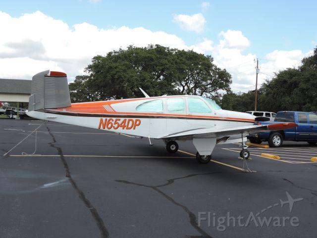 Beechcraft 35 Bonanza (N654DP)