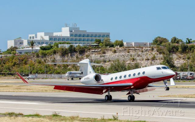 Gulfstream Aerospace Gulfstream G650 (M-ABJL)