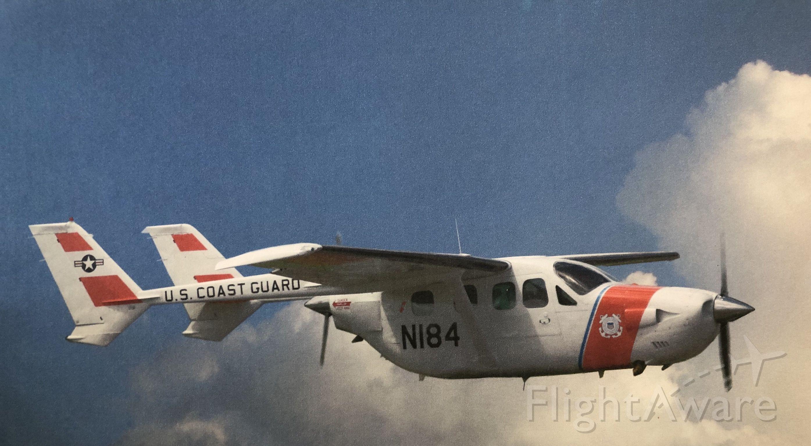 Cessna Super Skymaster (N184)