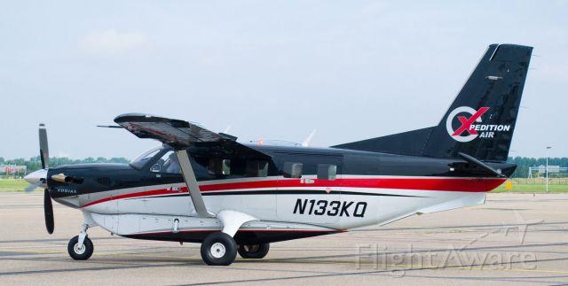 Quest Kodiak (N133KQ) - Quête Kodiak-100