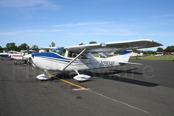 Cessna Skylane (N2934F) - 1966 C182
