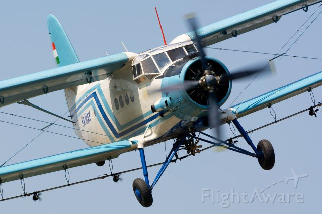 Antonov An-2 (HA-MAY)