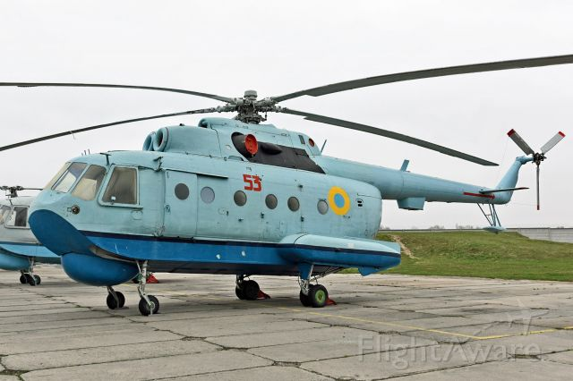 KAMOV Ka-25 — - On display at the Ukraine State Aviation Museum