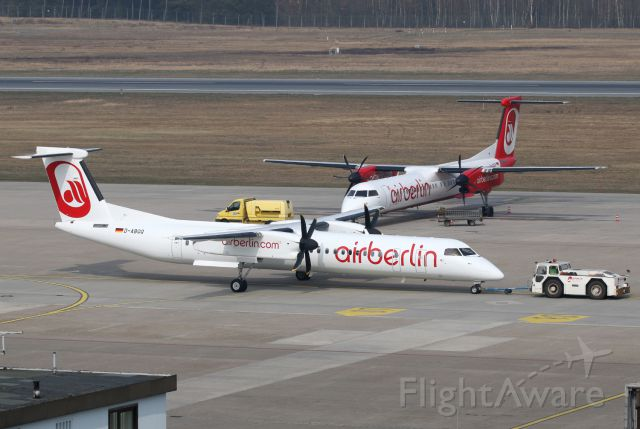 de Havilland Dash 8-400 (D-ABQQ)