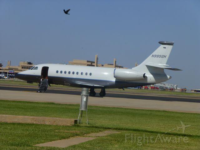 Dassault Falcon 20 (N995GH)