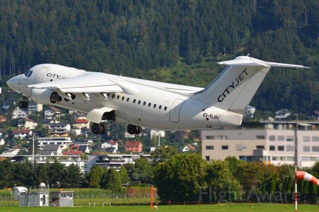 Avro Avroliner (RJ-85) (EI-RJN)