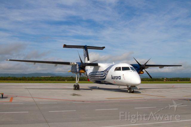 RA-67259 — - DHC8 Q200 Aurora Airlines