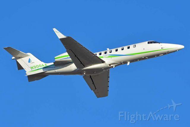 Learjet 45 (N300AA) - Lear 45 N300AA at Phoenix Sky Harbor on December 15, 2017.
