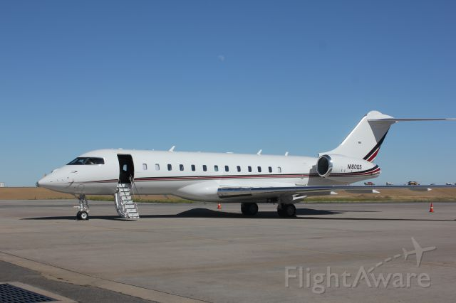 Bombardier Global Express (N160QS) - kden