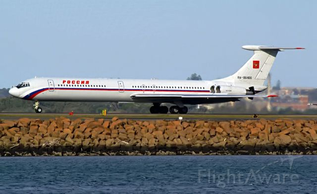 Ilyushin Il-62 (RA-86466)
