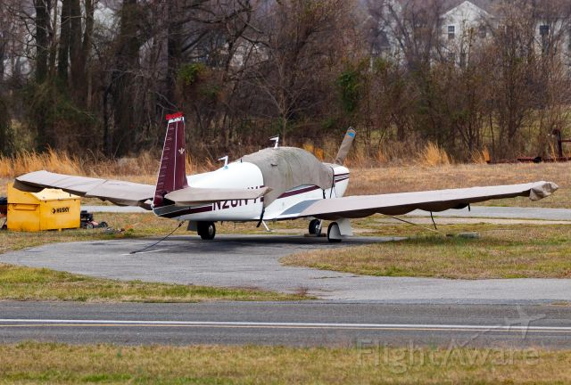 Mooney M-20 (N201VY)