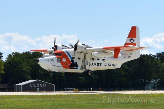 Grumman G-111 Albatross (N226CG)