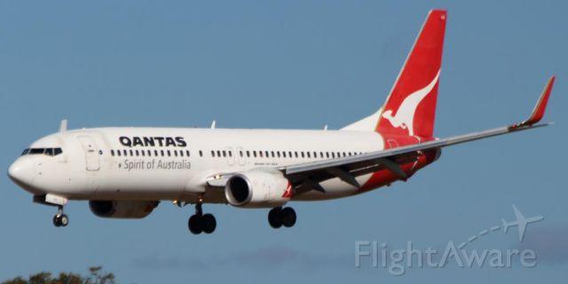 Boeing 737-800 (VH-VXN) - 23 October 2014
