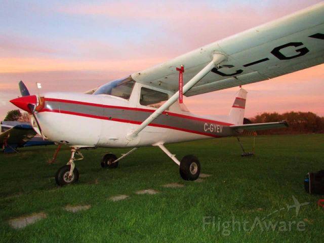 Cessna Commuter (C-GYEV)