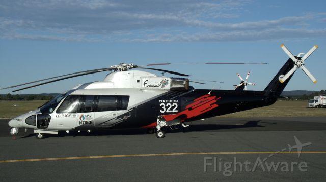 Sikorsky S-76 (N76CG)