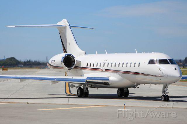 Bombardier Global Express (N147QS)