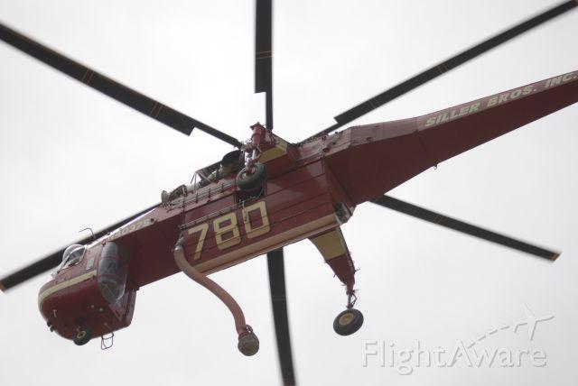 Sikorsky CH-54 Tarhe (N4037S) - Sonoita AZ 06/2011